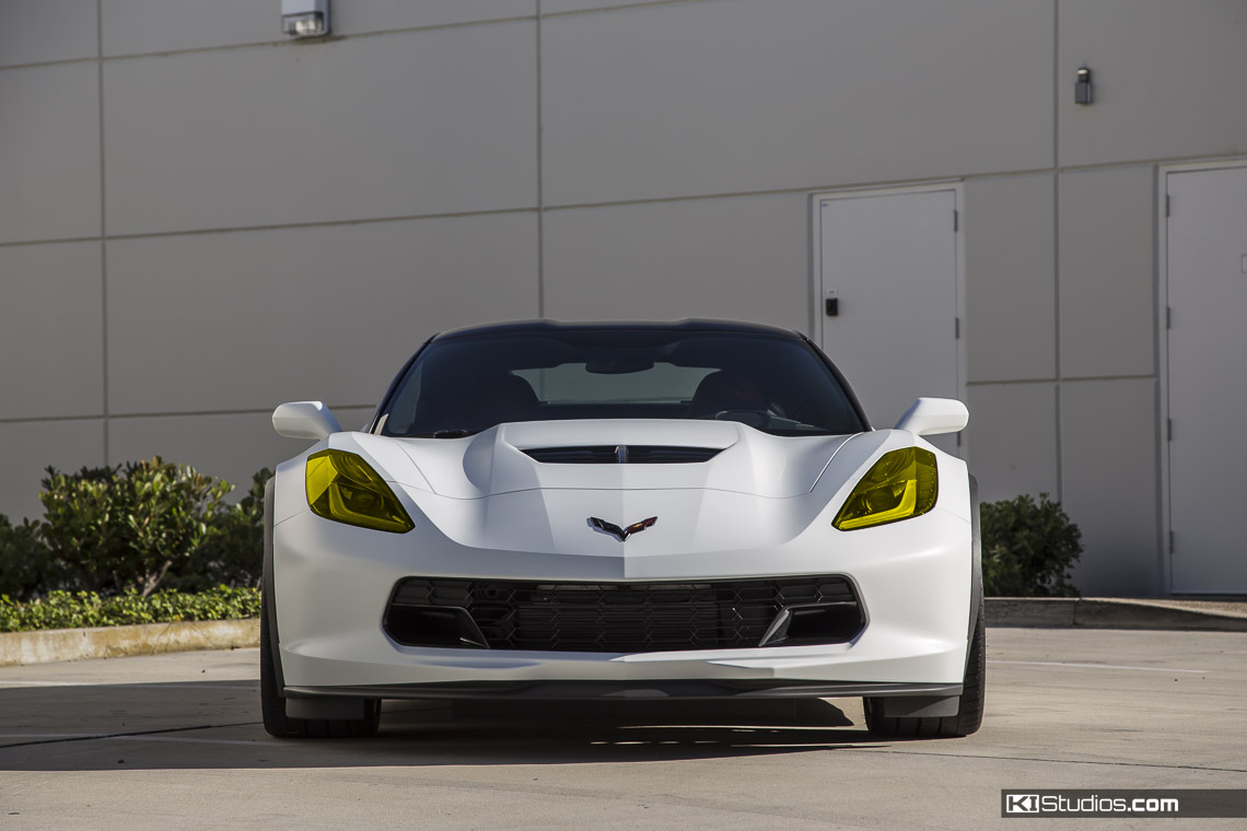 C7 Z06 Yellow Headlights - KI Studios