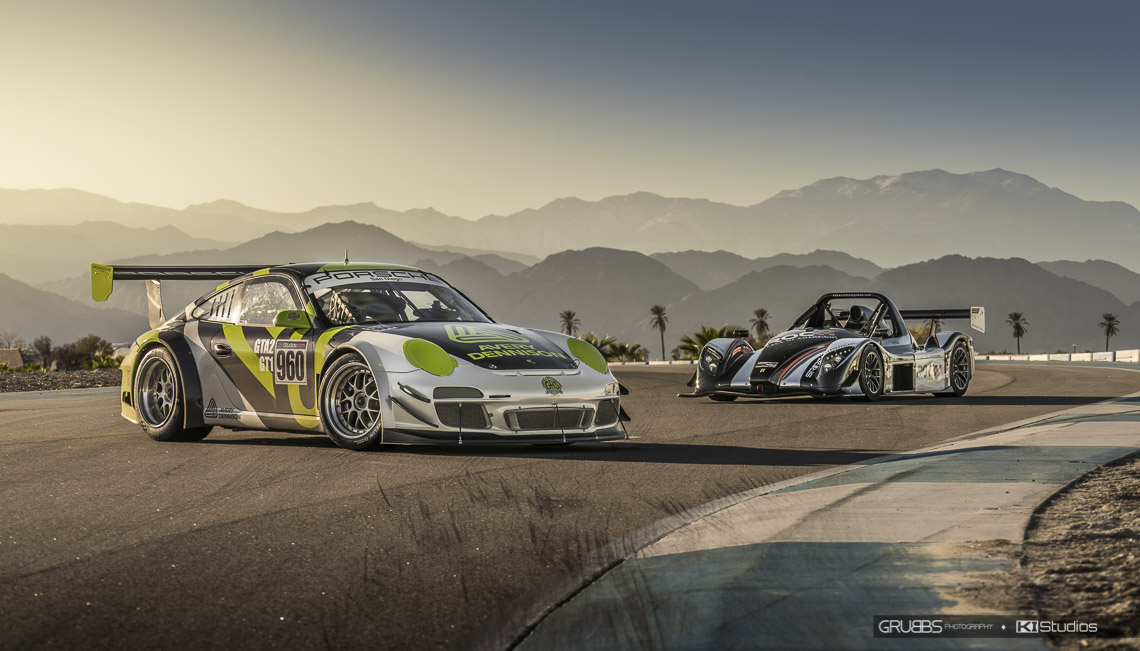 Porsche 911 GT3 Cup Livery by KI Studios