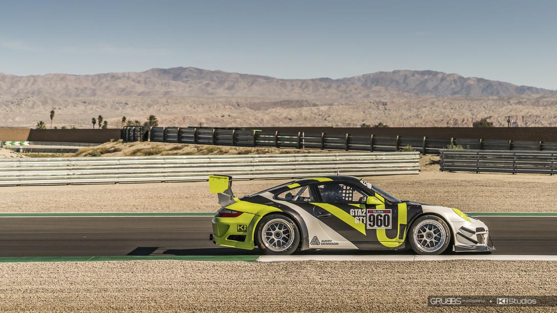 Porsche 911 GT3 Cup Livery