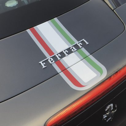 Ferrari Stripes & Decals