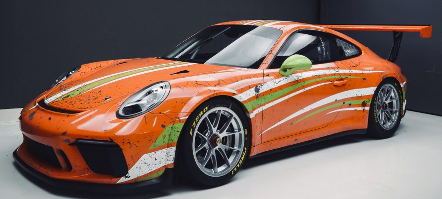 KI Studios Distressed Racing Liveries Arid Design