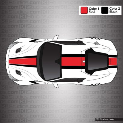 Ferrari F12 Stripe Kit 002 Main