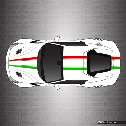 Ferrari F12 Berlinetta Stripe Kit 004