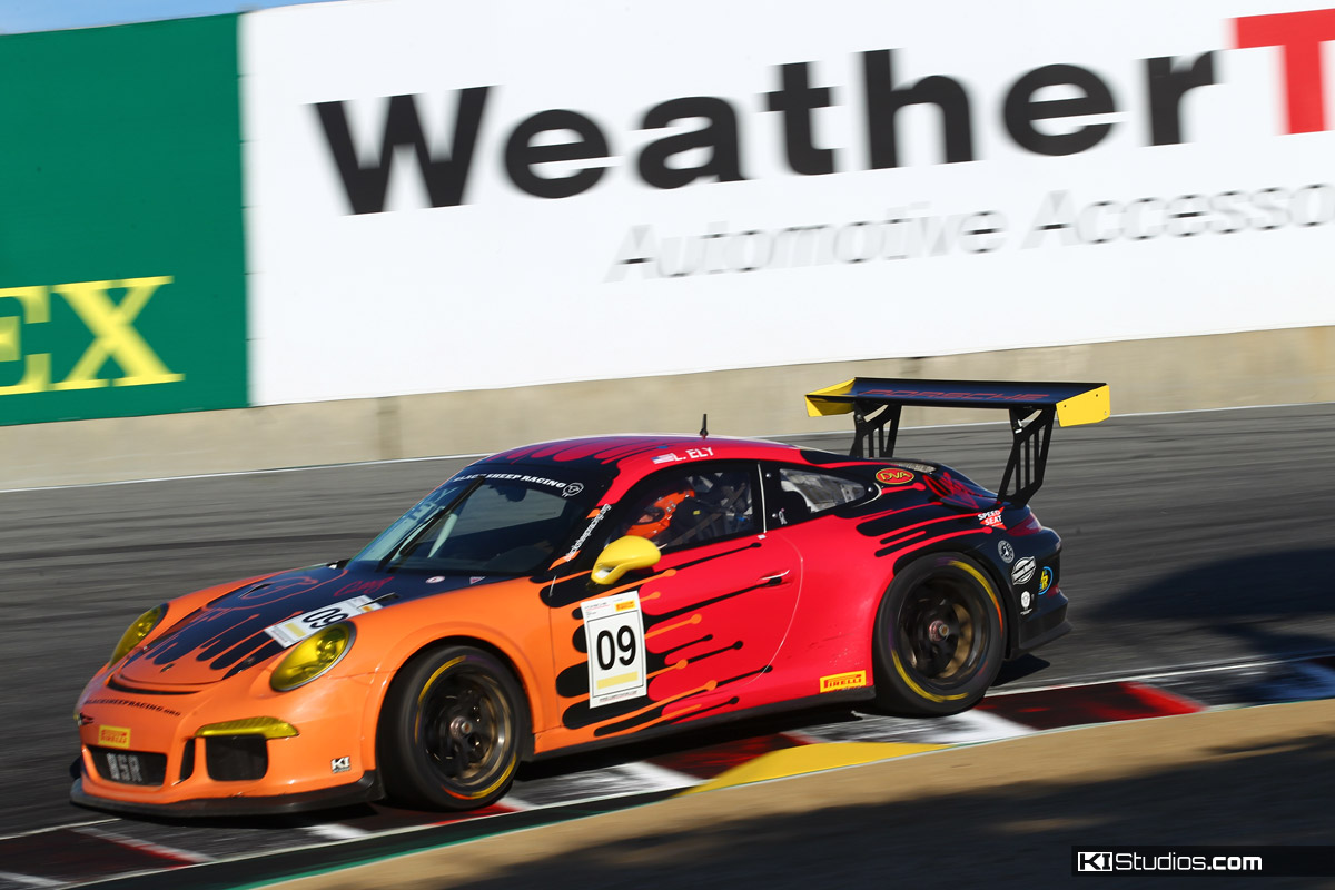Laura Ely 991 GT3 Track