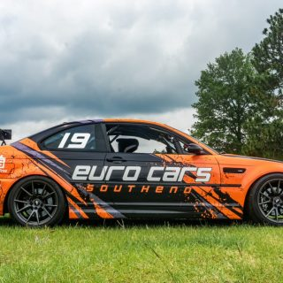 BMW M3 Livery for Eurocars Southend