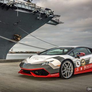 Navy Seal Lamborghini Livery Design