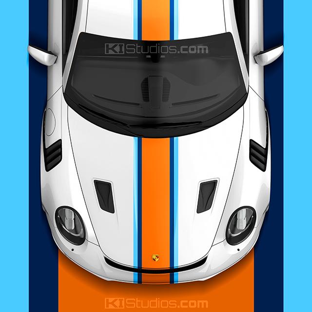 Universal Racing Stripes