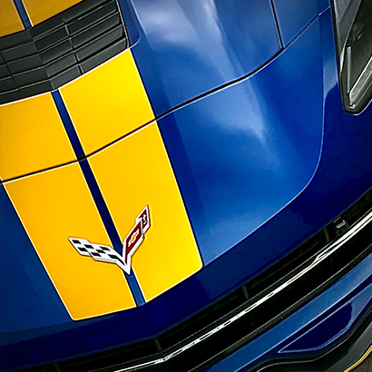 Corvette Stripes & Decals